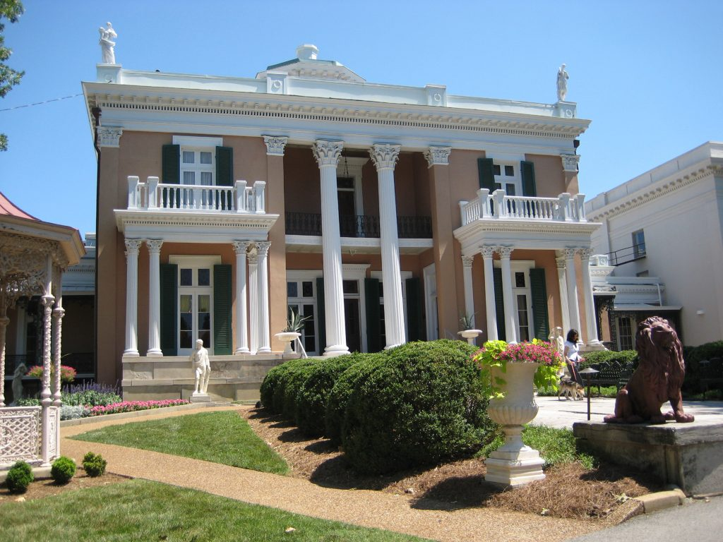 Belmont Mansion, Nashville