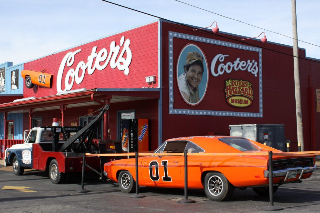 Cooter's Place - Dukes of Hazzard Museum, Nashville