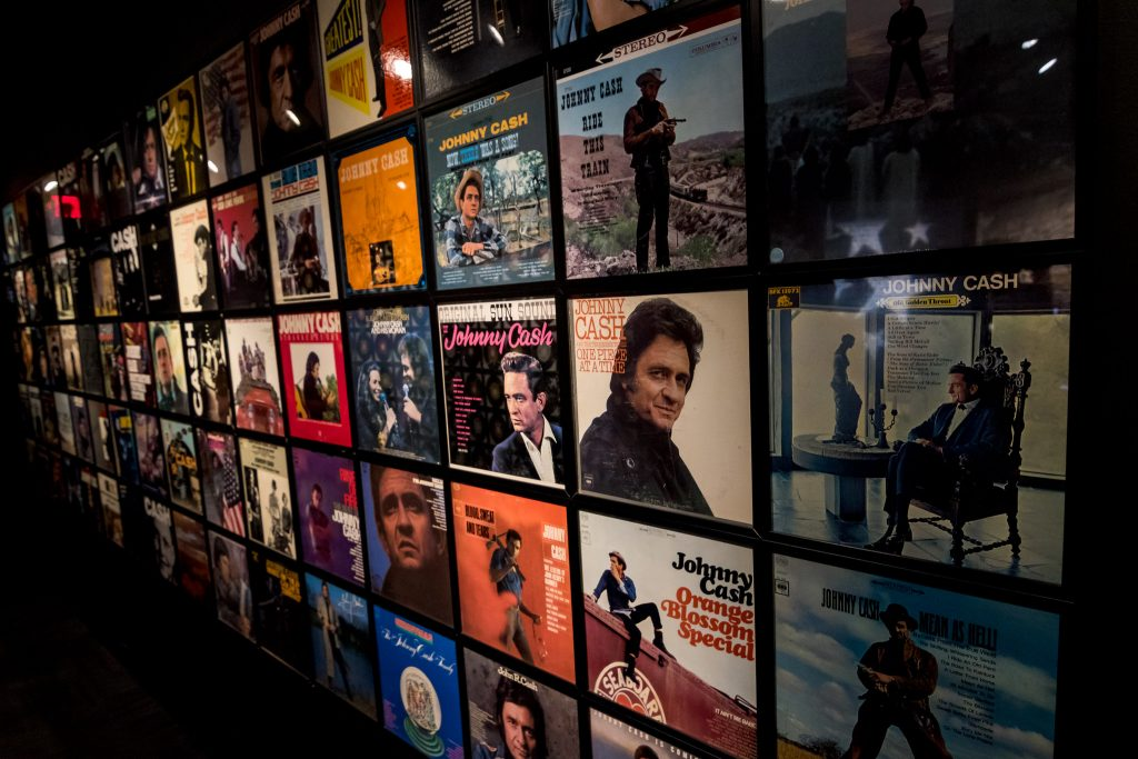 The Johnny Cash Museum, Nashville