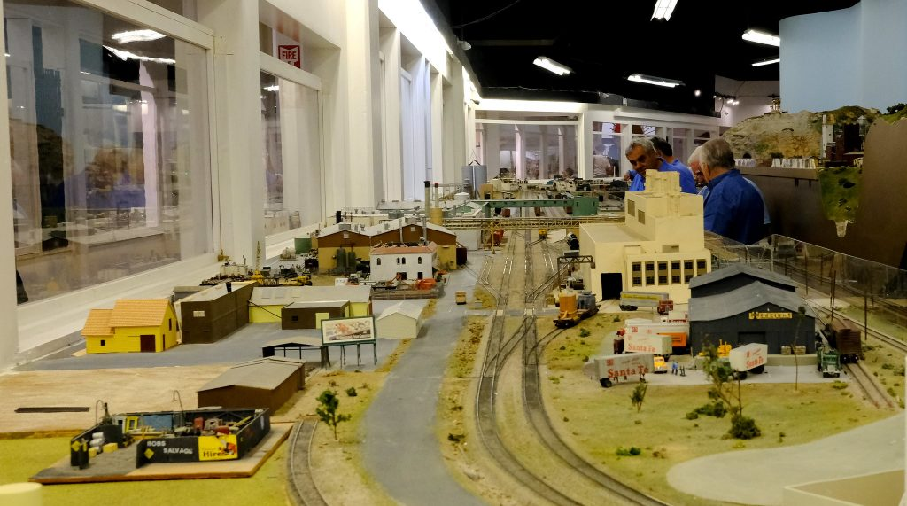 Model Railroad Museum