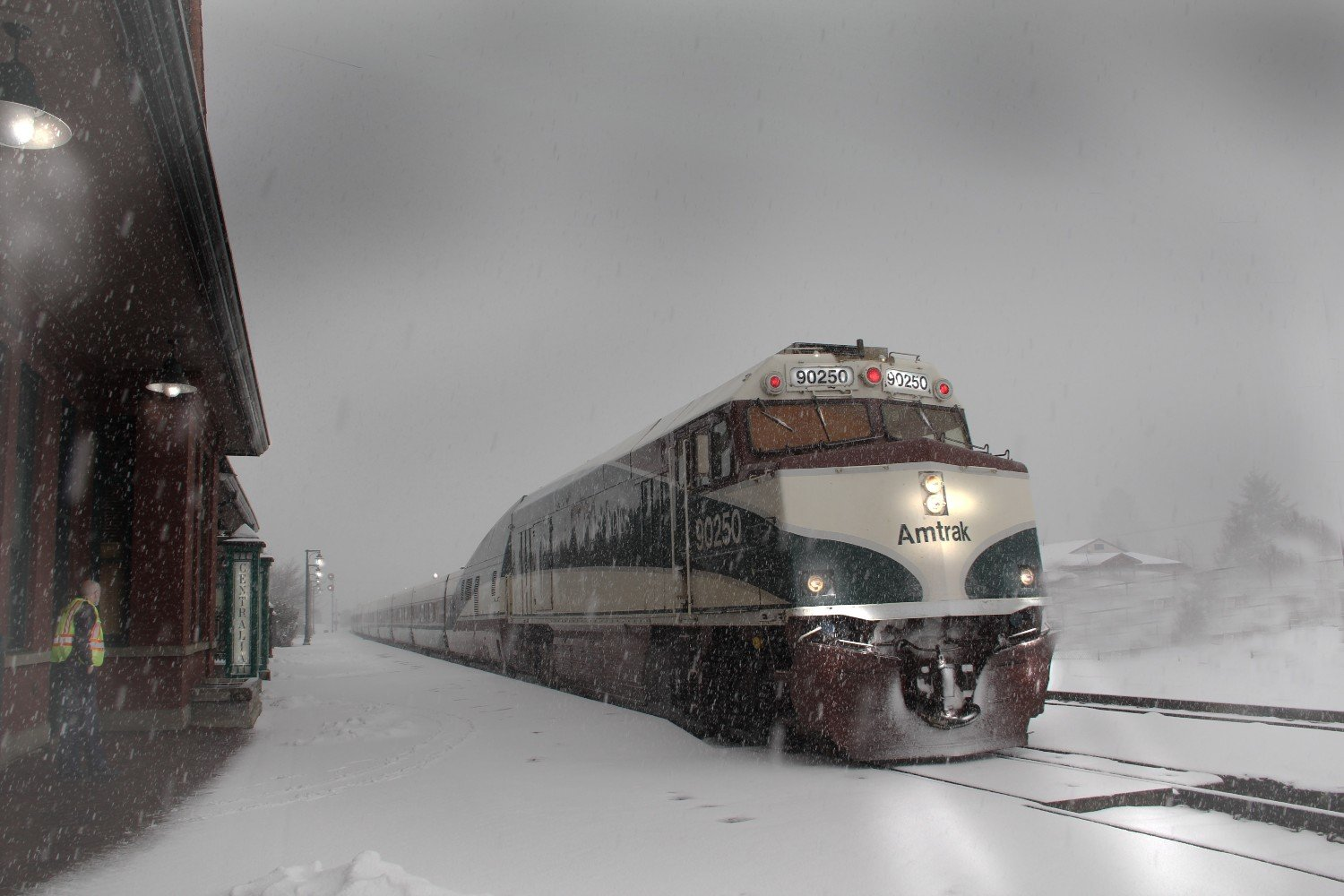 How to Cancel or Change an Amtrak Ticket