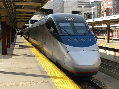 Amtrak train schedule baltimore to new york